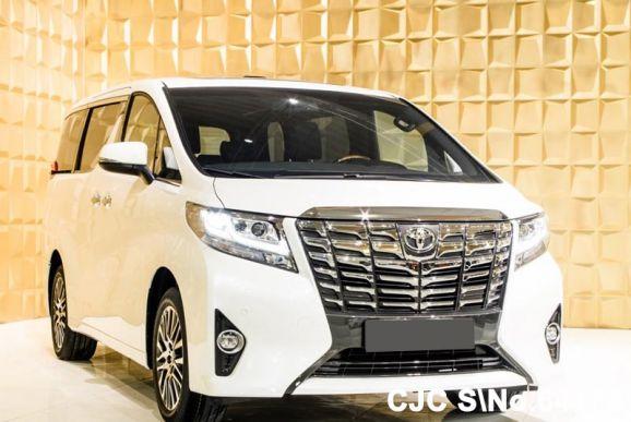 2018 Toyota / Alphard Stock No. 64173