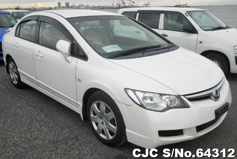 2007 Honda Civic Stock No 64312
