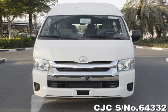 2017 Toyota / Hiace Stock No. 64332
