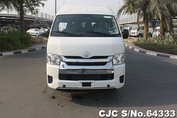 2017 Toyota / Hiace Stock No. 64333