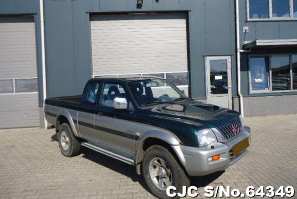 2004 Mitsubishi / L200 Stock No. 64349