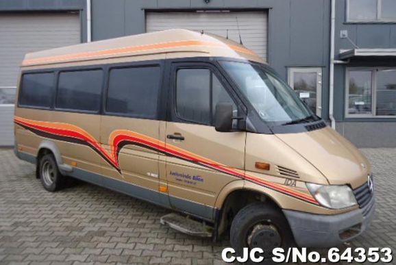 2001 Mercedes Benz / Sprinter Stock No. 64353