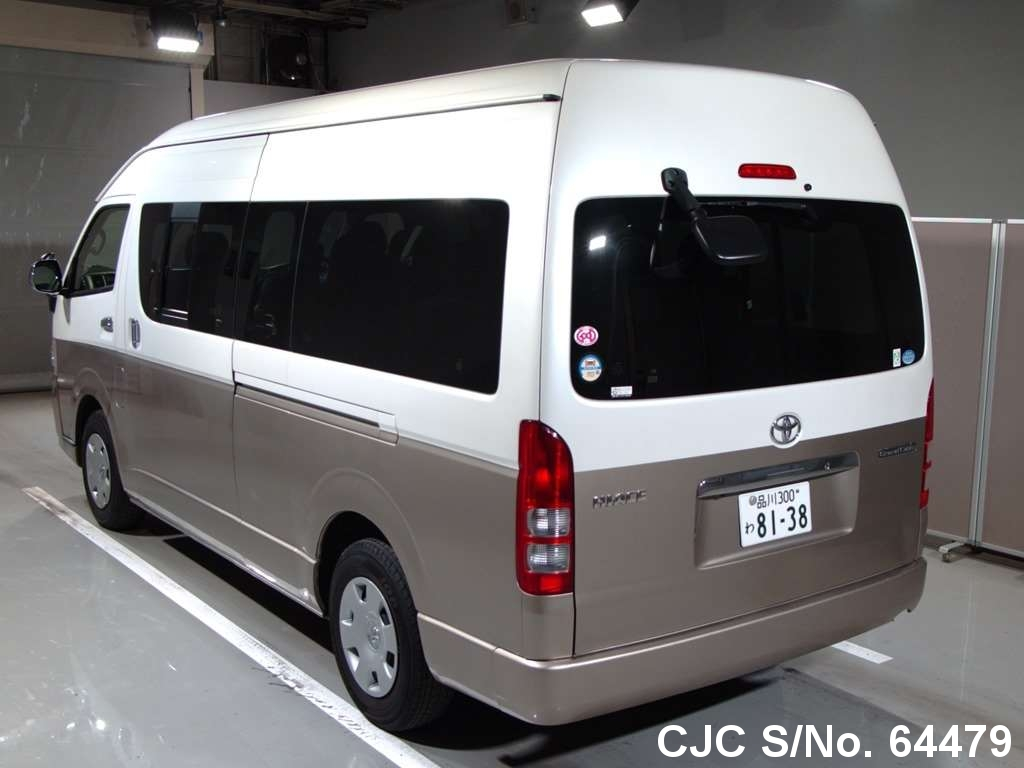 2013 Toyota / Hiace Stock No. 64479