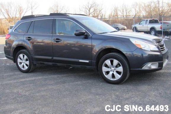 2011 Subaru / Outback Stock No. 64493