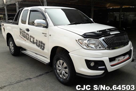 Toyota Hilux Pickups