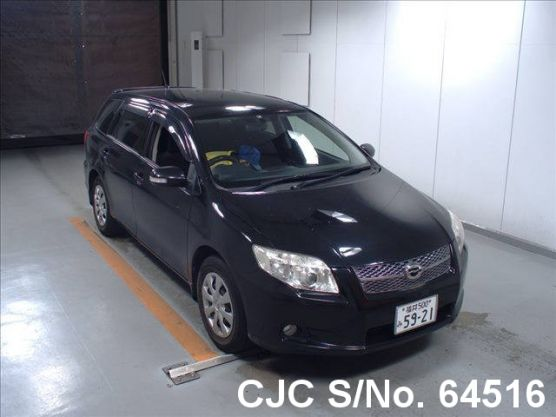 2008 Toyota / Corolla Fielder Stock No. 64516