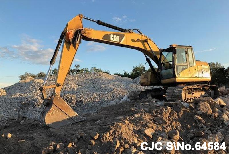 2008 Caterpillar / 320D Excavator Stock No. 64584