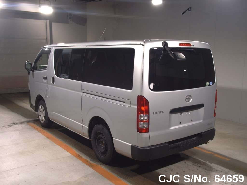 2012 Toyota / Hiace Stock No. 64659