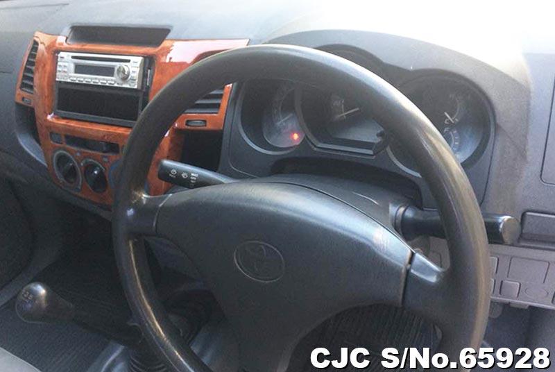 2011 Toyota / Hilux / Vigo Stock No. 65928