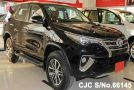 2017 Toyota / Fortuner Stock No. 66145