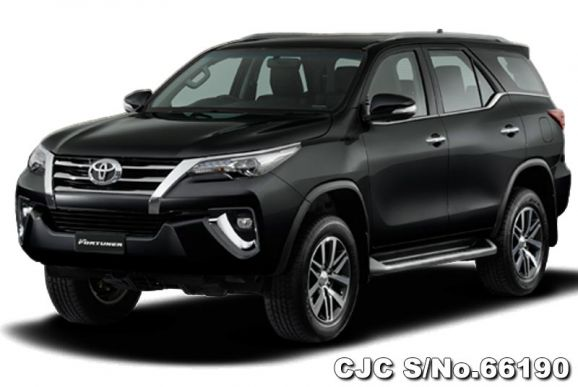 2019 Toyota / Fortuner Stock No. 66190