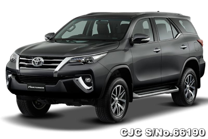 2019 Toyota Fortuner Black For Sale Stock No 66190