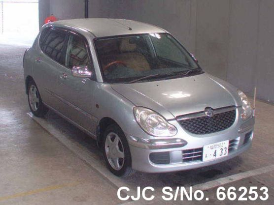 2004 Toyota / Duet Stock No. 66253