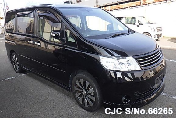 2007 Nissan / Serena Stock No. 66265