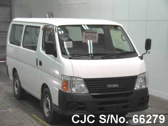 2008 Isuzu / Como Stock No. 66279