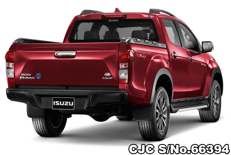 2018 Isuzu / D-Max Stock No. 66394