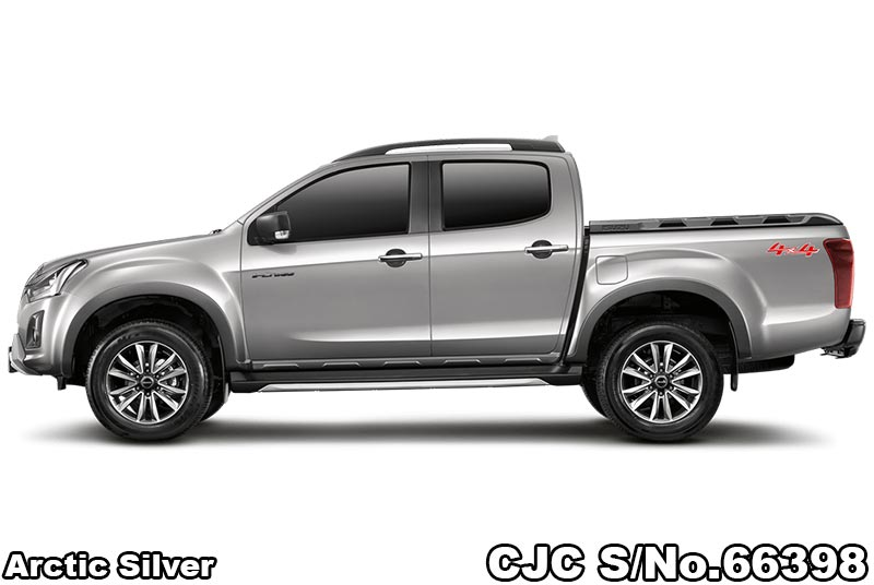 2018 Isuzu / D-Max Stock No. 66398