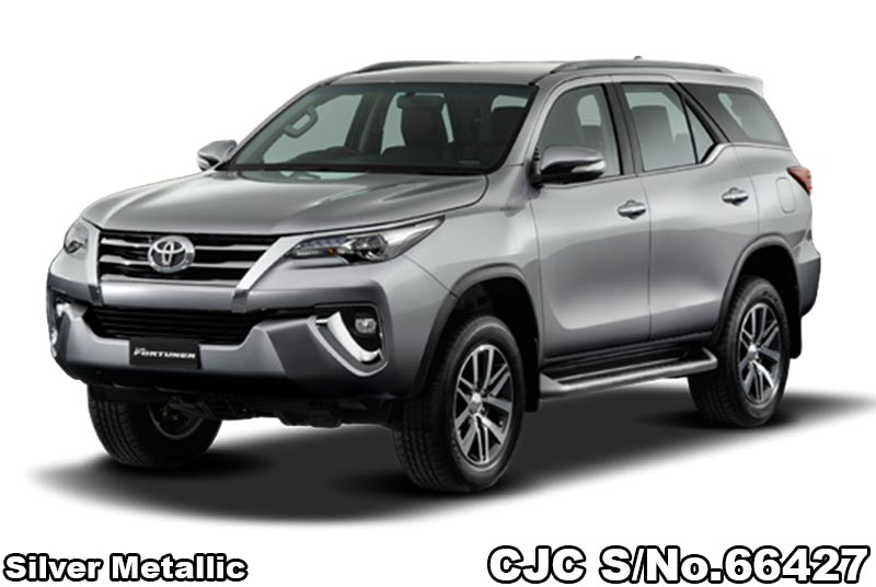 2019 Toyota / Fortuner Stock No. 66427