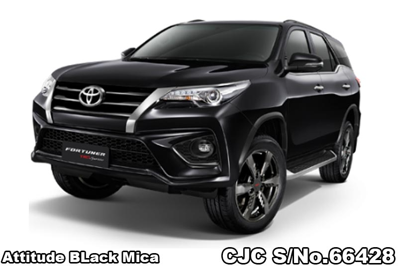 2019 Toyota / Fortuner Stock No. 66428