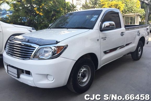 Toyota Hilux Vigo in Tanzania