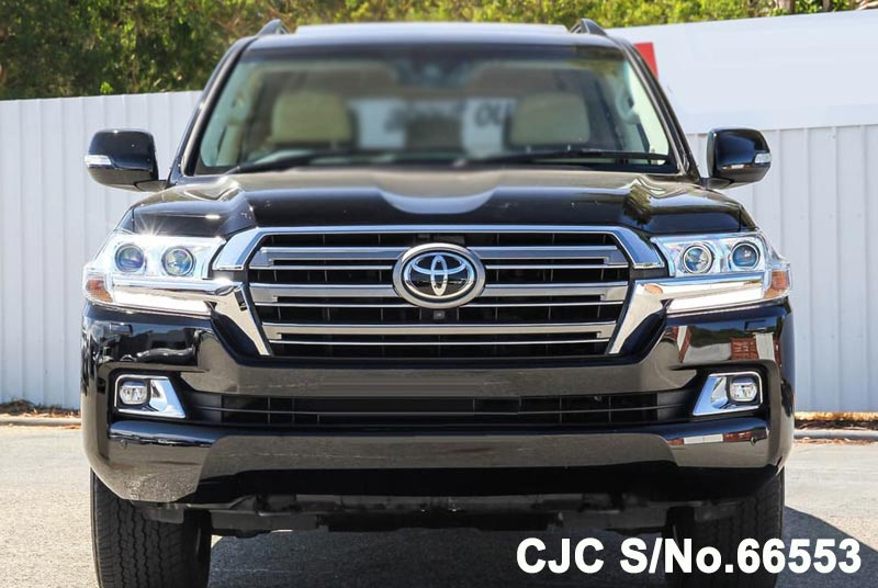 2018 Toyota / Land Cruiser Stock No. 66553