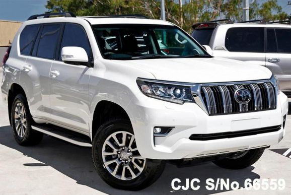 2018 Toyota / Land Cruiser Prado Stock No. 66559