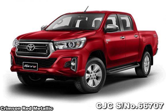 Toyota Hilux Vigo Double Cab