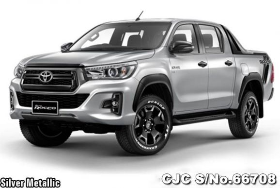 Toyota Hilux Pickups for Tanzania