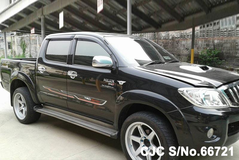 2011 Toyota / Hilux / Vigo Stock No. 66721