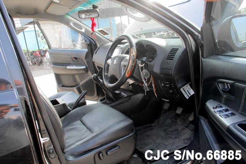 2014 Toyota / Hilux / Vigo Stock No. 66885