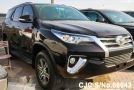 2017 Toyota / Fortuner Stock No. 66943