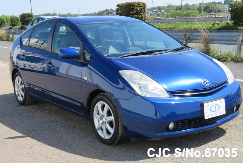 Used Toyota Prius For Sale >> 2003 Toyota Prius Blue for sale | Stock No. 67035 ...