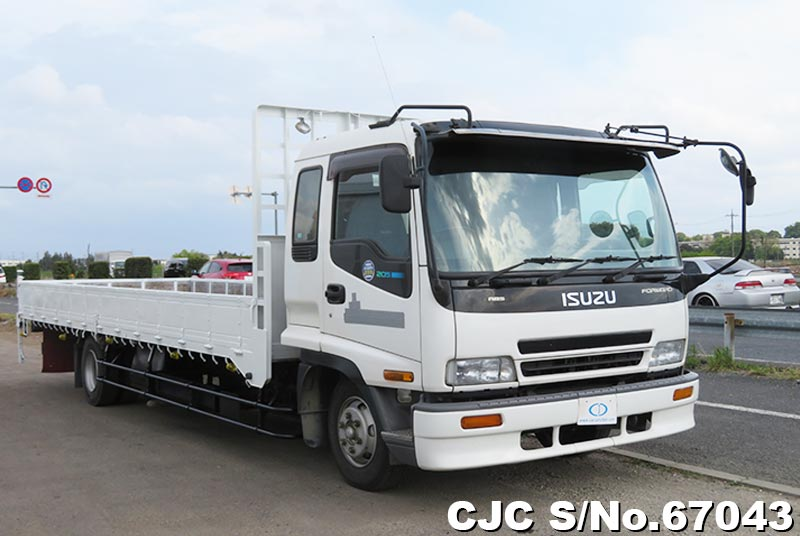 2000 Isuzu / Forward Stock No. 67043