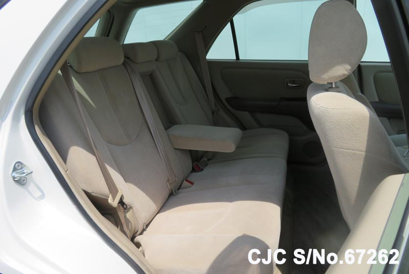 2001 Toyota / Harrier Stock No. 67262
