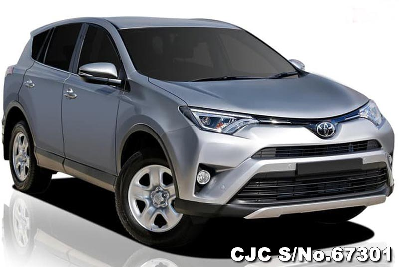 2018 Toyota / Rav4 Stock No. 67301