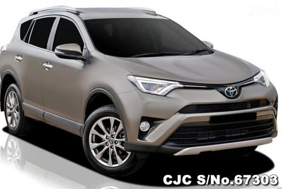 2018 Toyota / Rav4 Stock No. 67303