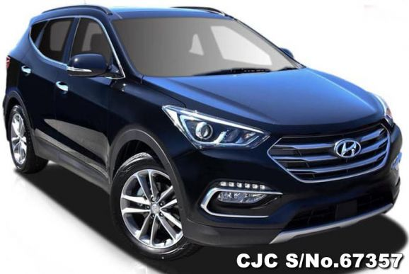 2018 Hyundai / Santa FE Stock No. 67357