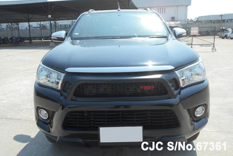 2015 Toyota / Hilux / Revo Stock No. 67361