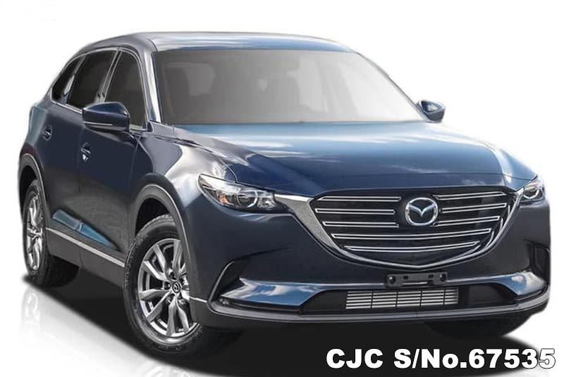 2018 Mazda / CX-9 Stock No. 67535