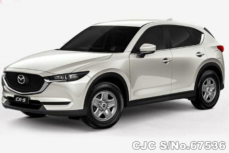 2018 Mazda / CX-5 Stock No. 67536