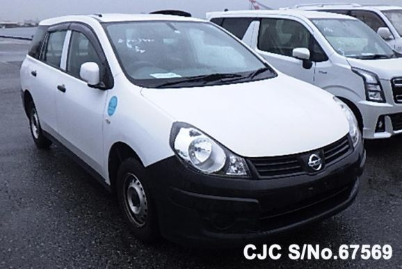 2013 Nissan / AD Van Stock No. 67569