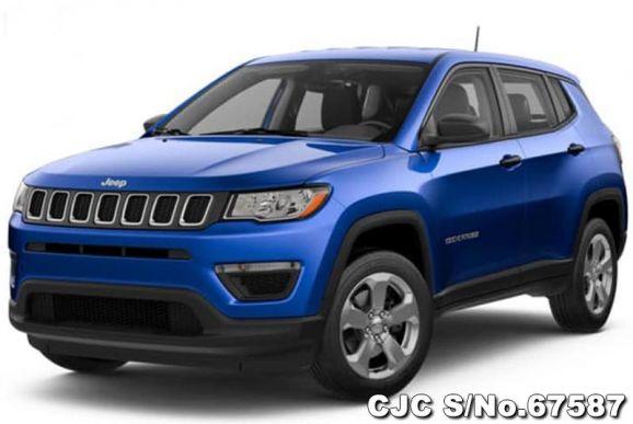 2018 Jeep / Compass  Stock No. 67587
