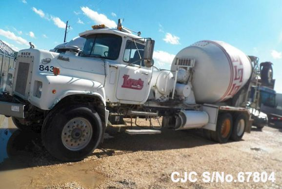 1984 Mack / RS685LS Concrete Ready Mix Stock No. 67804