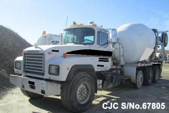 1999 Mack / RD688S Concrete Mixer Stock No. 67805