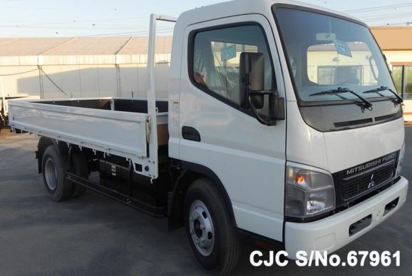 2017 Mitsubishi / Fuso Canter Stock No. 67961