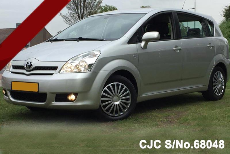 2005 Toyota / Corolla Verso Stock No. 68048