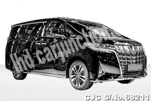 2019 Toyota / Alphard Stock No. 68211