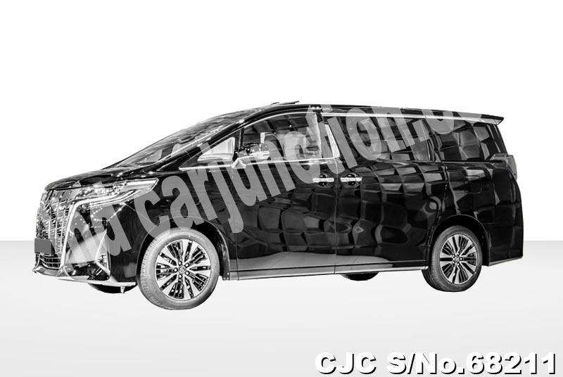 2019 Toyota / Alphard Stock No. 68211