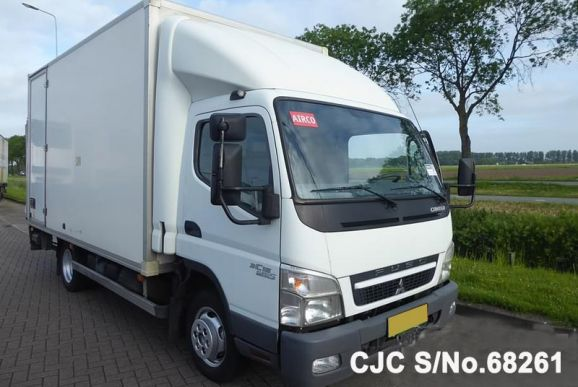 2011 Mitsubishi / Canter Stock No. 68261