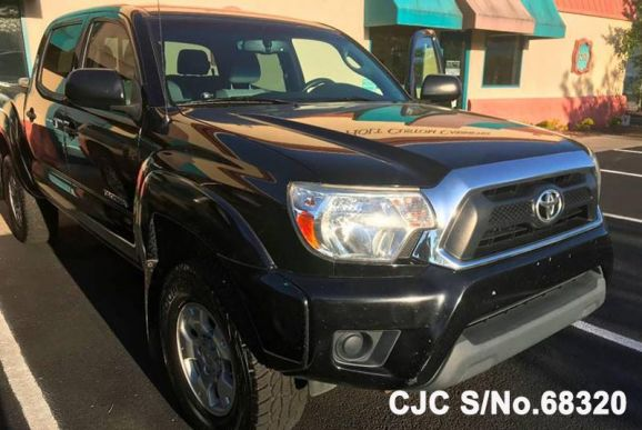 2013 Toyota / Tacoma Stock No. 68320